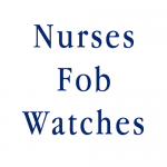 Nurse's Fob Watches